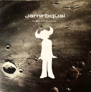 Jamiroquai ‎- The Return Of The Space Cowboy (LP) (G+/G-VG)